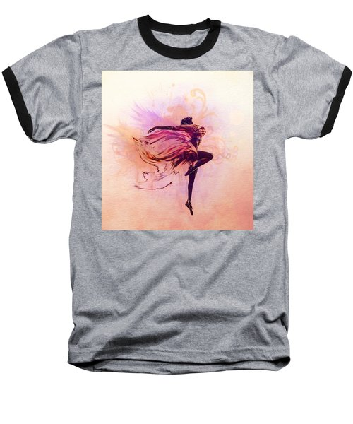 Fairy Dance Baseball T-Shirt