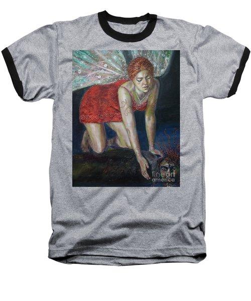 Fairy Faces Bugaboo Baseball T-Shirt
