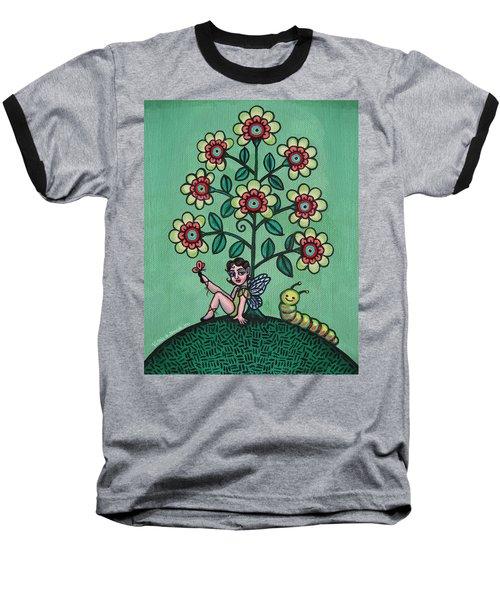 Fairy Series Katrina Baseball T-Shirt