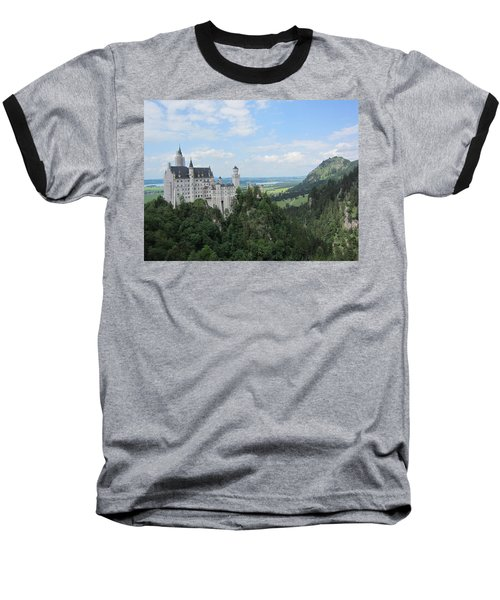 Fairytale Castle - 1 Baseball T-Shirt