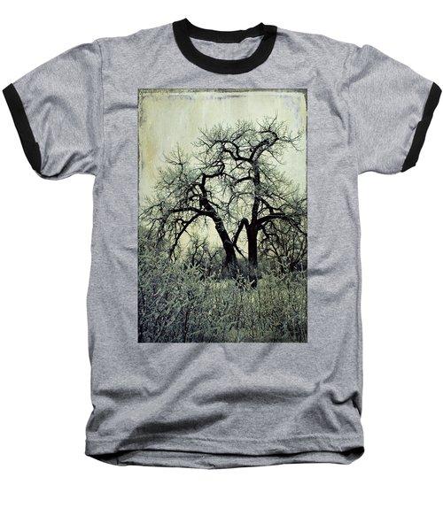 Faith Baseball T-Shirt by Leanna Lomanski
