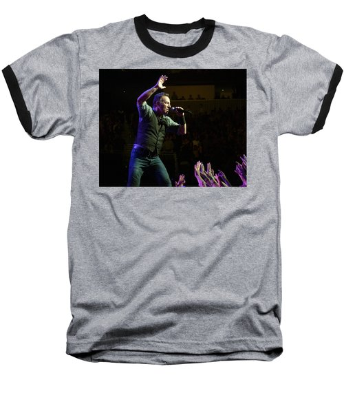 Faith Will Be Rewarded-color Baseball T-Shirt