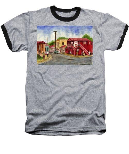 Fajardo Puerto Rico Baseball T-Shirt by Frank Hunter