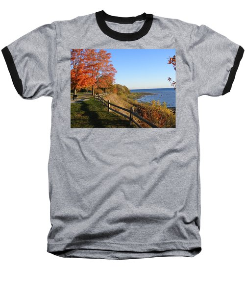 Fall Beauty Baseball T-Shirt