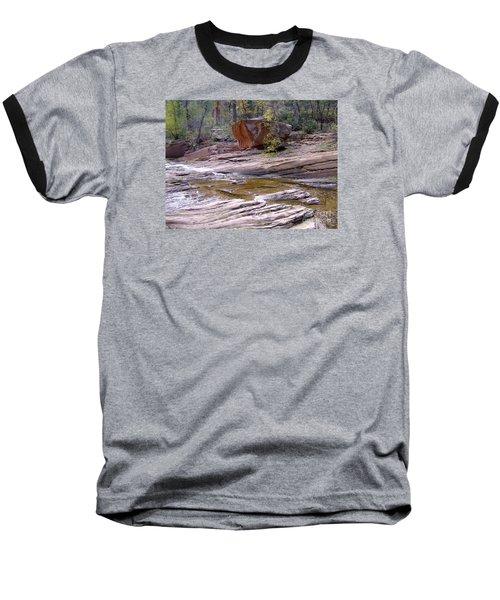 Fall Color 6419 Baseball T-Shirt by En-Chuen Soo