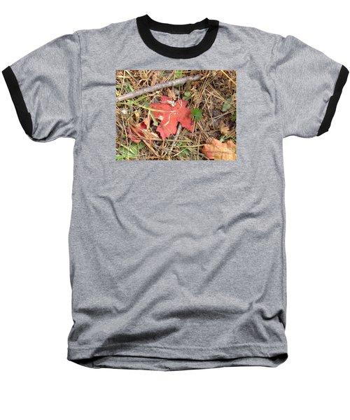 Fall Colors 6307 Baseball T-Shirt by En-Chuen Soo