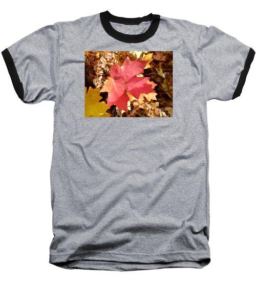 Fall Colors 6313 Baseball T-Shirt by En-Chuen Soo