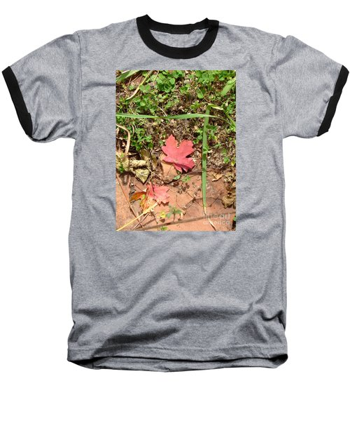 Fall Colors 6342 Baseball T-Shirt by En-Chuen Soo