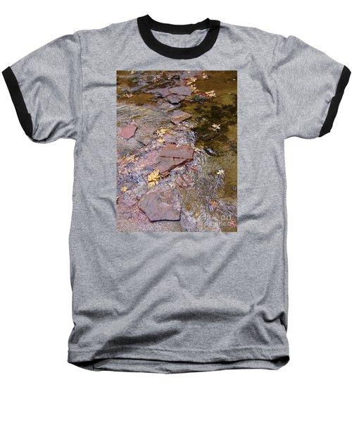 Fall Colors 6443 Baseball T-Shirt by En-Chuen Soo