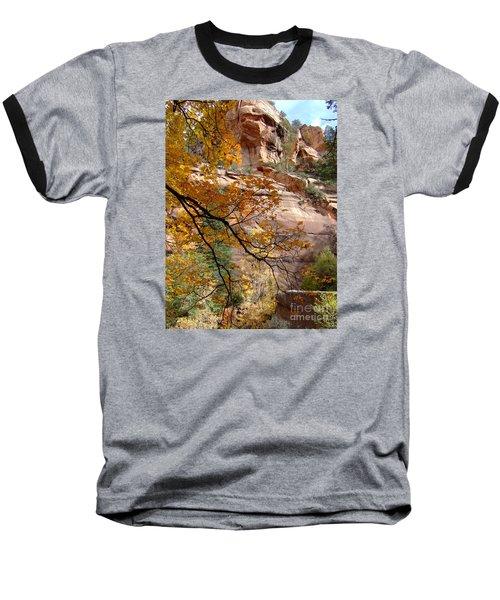 Fall Colors 6497 Baseball T-Shirt