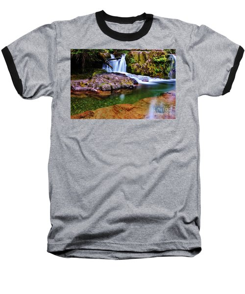 Fall Creek Oregon Baseball T-Shirt