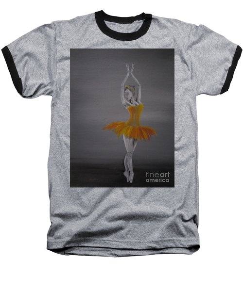 Fall Dancer 2 Baseball T-Shirt