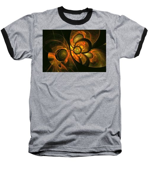 Fall Equinox Baseball T-Shirt