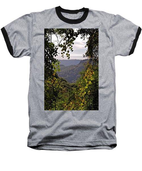Fall Frames The Canyon Baseball T-Shirt