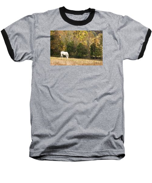 Fall Grazing Baseball T-Shirt