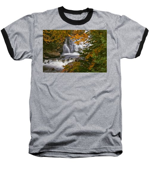 Fall In Fall - Chute Au Rats Baseball T-Shirt