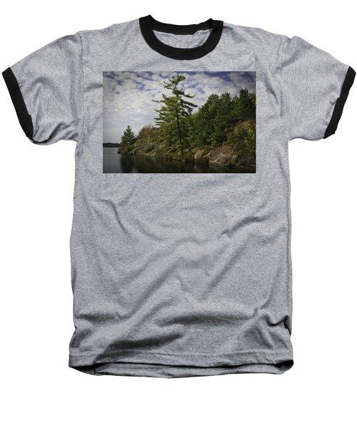 Fall In Northern Ontario Baseball T-Shirt