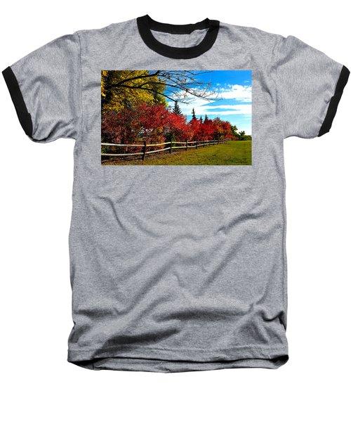 Fall Lineup Baseball T-Shirt