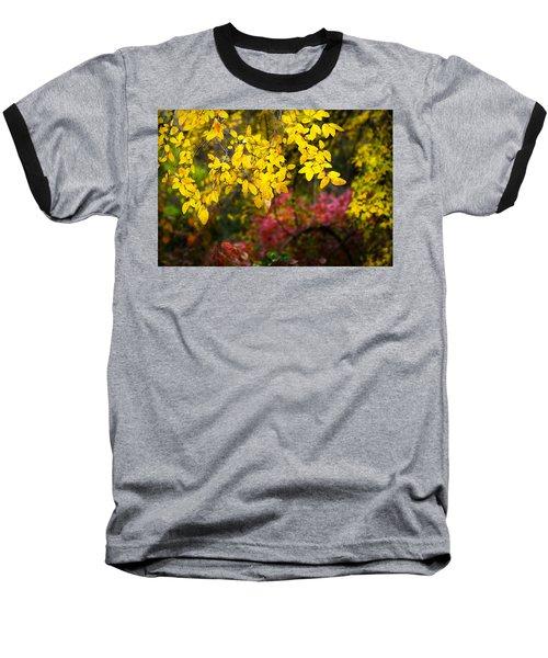 Fall Medley Baseball T-Shirt