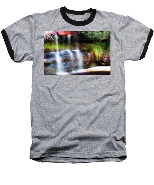 Baseball T-Shirt featuring the photograph Fall by Miroslava Jurcik