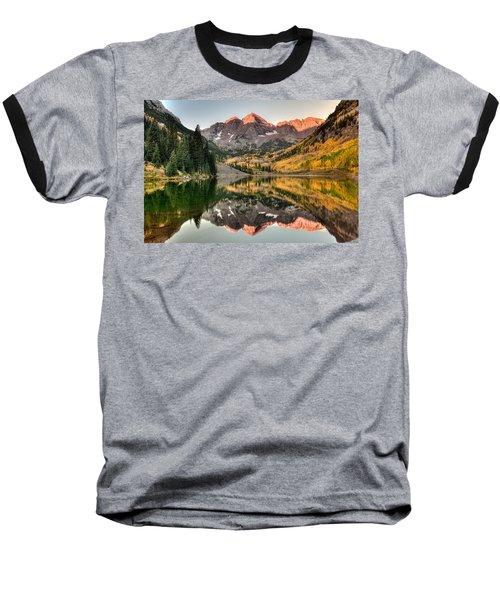 Fall N Reflections Baseball T-Shirt