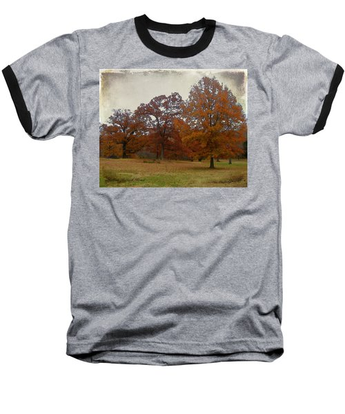 Fall On Antioch Road Baseball T-Shirt