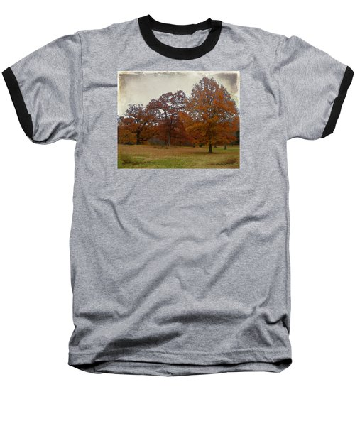 Fall On Antioch Road Baseball T-Shirt