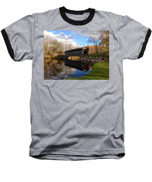 Fallasburg Bridge Baseball T-Shirt