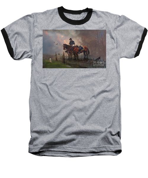 Fallen Comrade Baseball T-Shirt