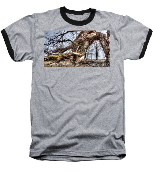 Fallen Twisted Giant Baseball T-Shirt