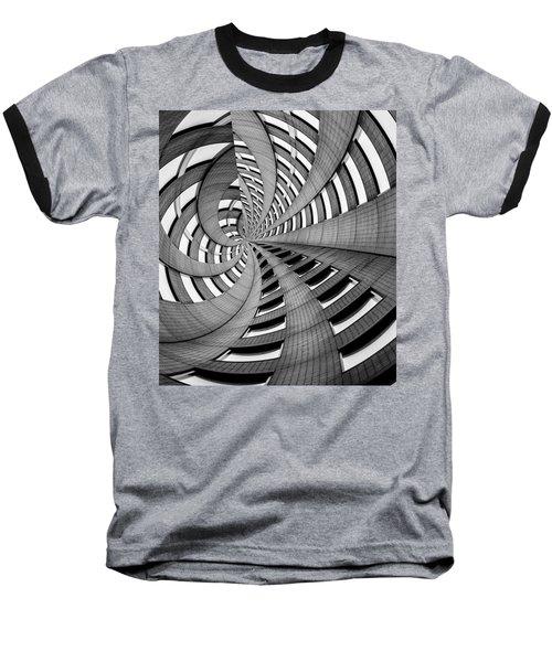Rollercoaster Baseball T-Shirt