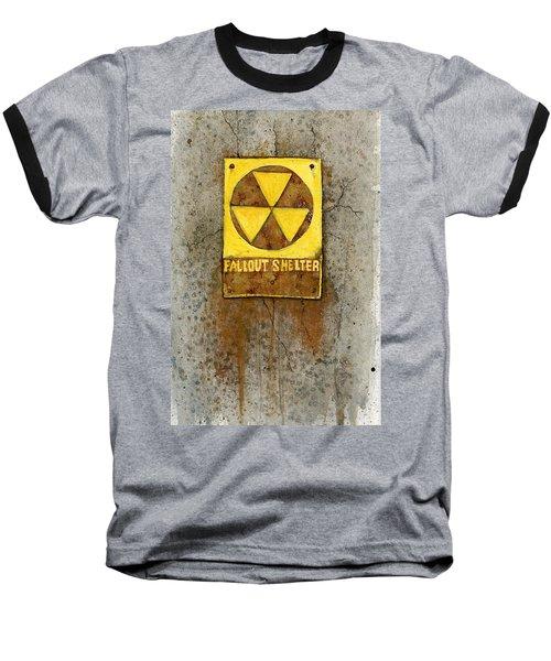 Fallout Shelter #1 Baseball T-Shirt