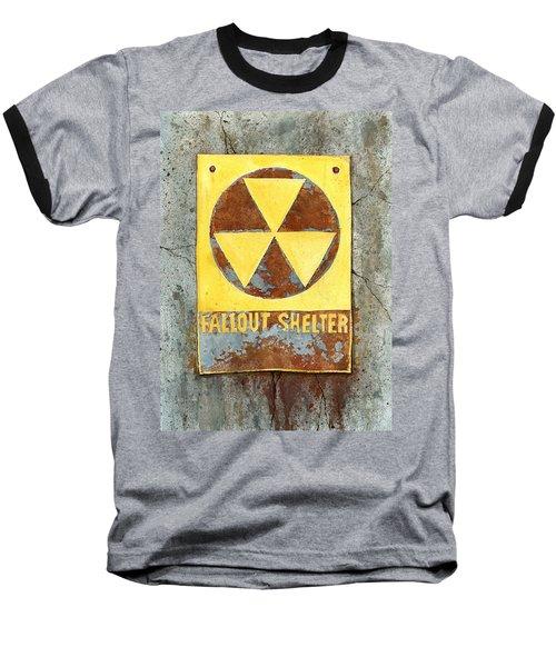 Fallout Shelter #2 Baseball T-Shirt