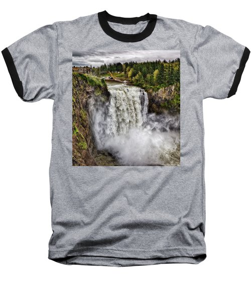 Falls In Love Baseball T-Shirt