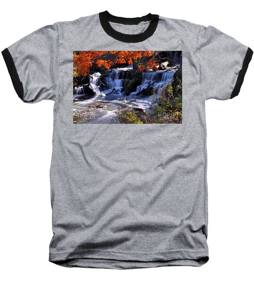 Falls In The Fall Baseball T-Shirt