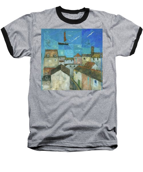 Falmouth Baseball T-Shirt by Steve Mitchell