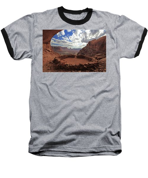 False Kiva Baseball T-Shirt