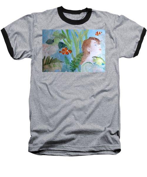Fantasia 1 Baseball T-Shirt
