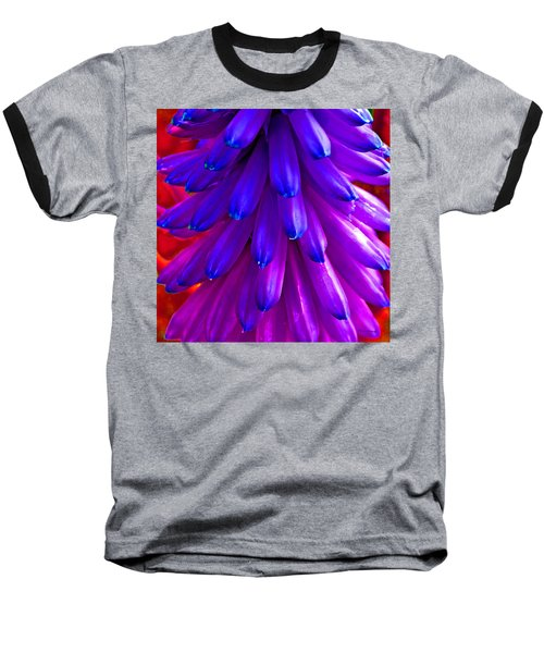 Fantasy Flower 5 Baseball T-Shirt