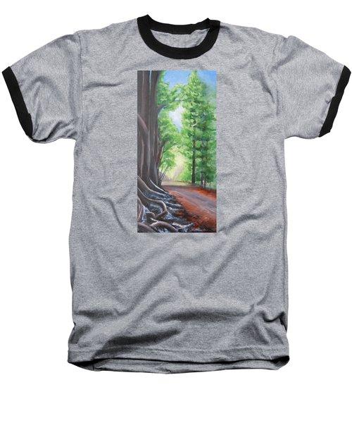 Faraway Baseball T-Shirt by Jane  See