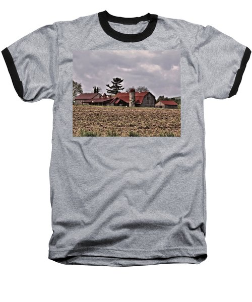 Farm 2 Baseball T-Shirt