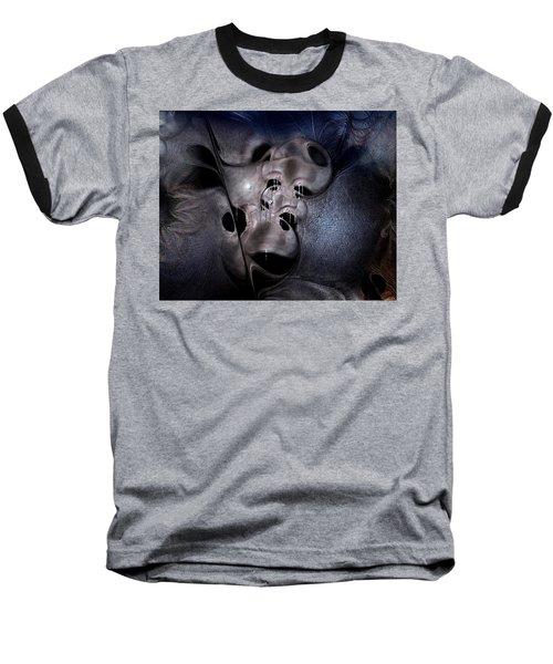 Farmaceutical Future Baseball T-Shirt by Casey Kotas
