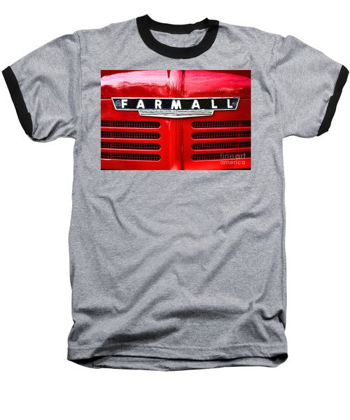 Farmall Baseball T-Shirt