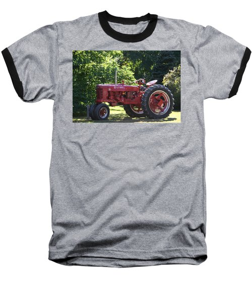 Farmall's End Of Day Baseball T-Shirt
