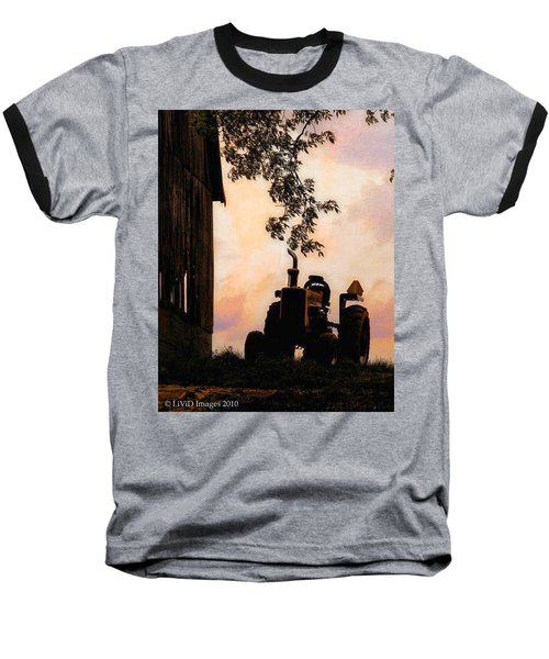 Farmers Sunset Baseball T-Shirt