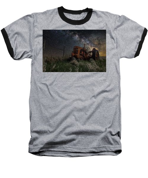 Farming The Rift Baseball T-Shirt