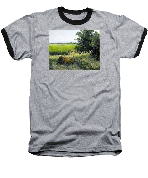 Farmland Baseball T-Shirt