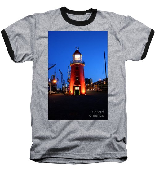 Faro Museo De Rotterdam Holland Baseball T-Shirt