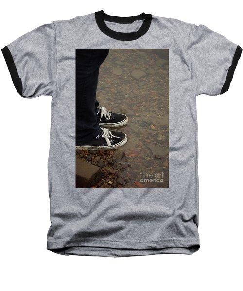 Fashion Meets Nature Baseball T-Shirt