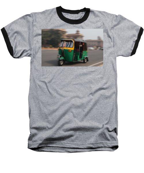 Fast As Wind Baseball T-Shirt